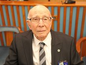 23 Harry Aitken 70 years a Freemason